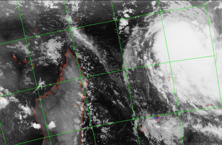 Tropical storm Evariste