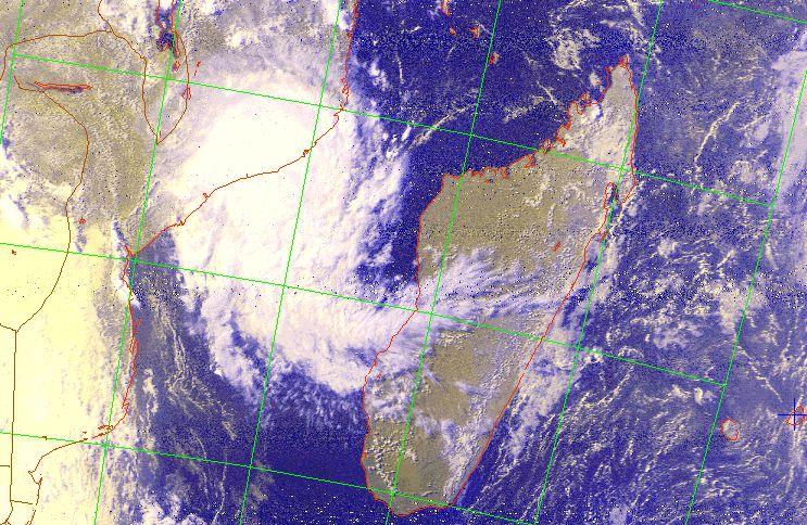 Cyclone Hudah