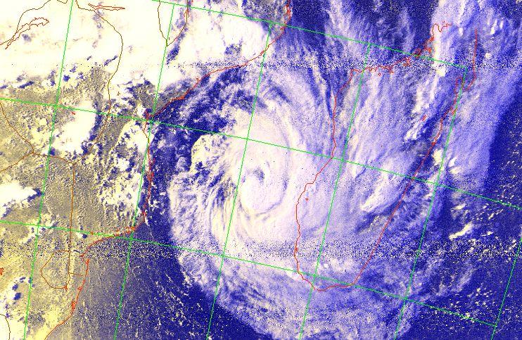 Tropical storm Dera