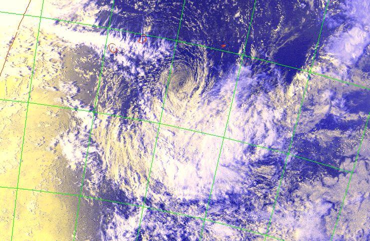 Tropical storm Bindu