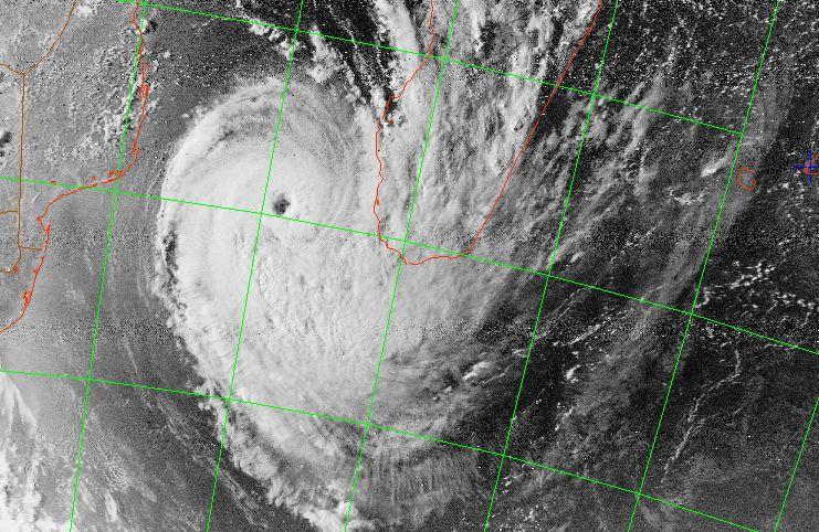 Tropical cyclone Dera