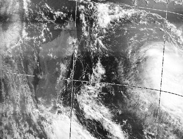 Severe tropical storm Evariste