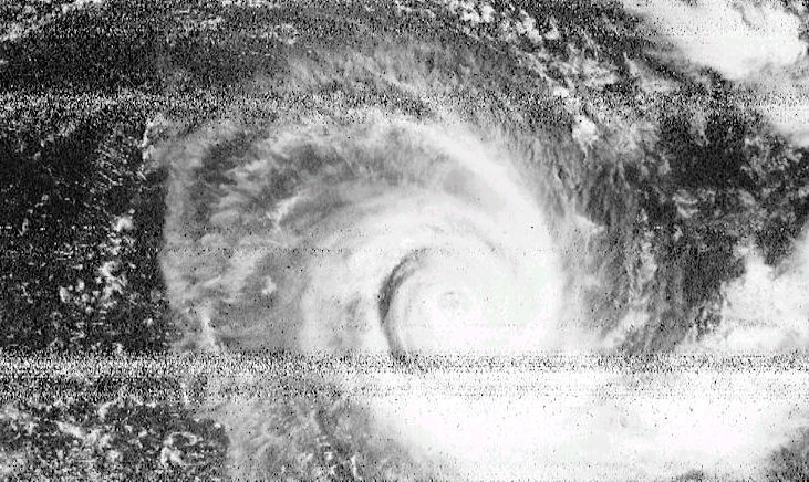 Tropical cyclone Bindu