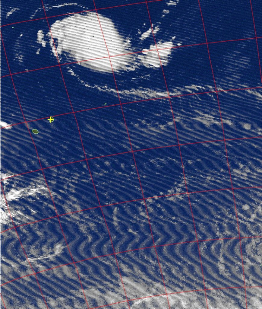 Tropical cyclone Fantala, Noaa 15 IR 14 Apr 2016 05:03