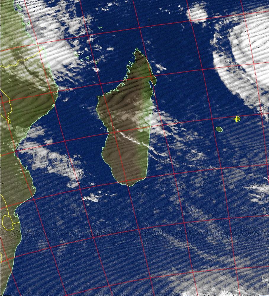 Tropical cyclone Fantala, Noaa 15 IR 15 Apr 2016 06:18
