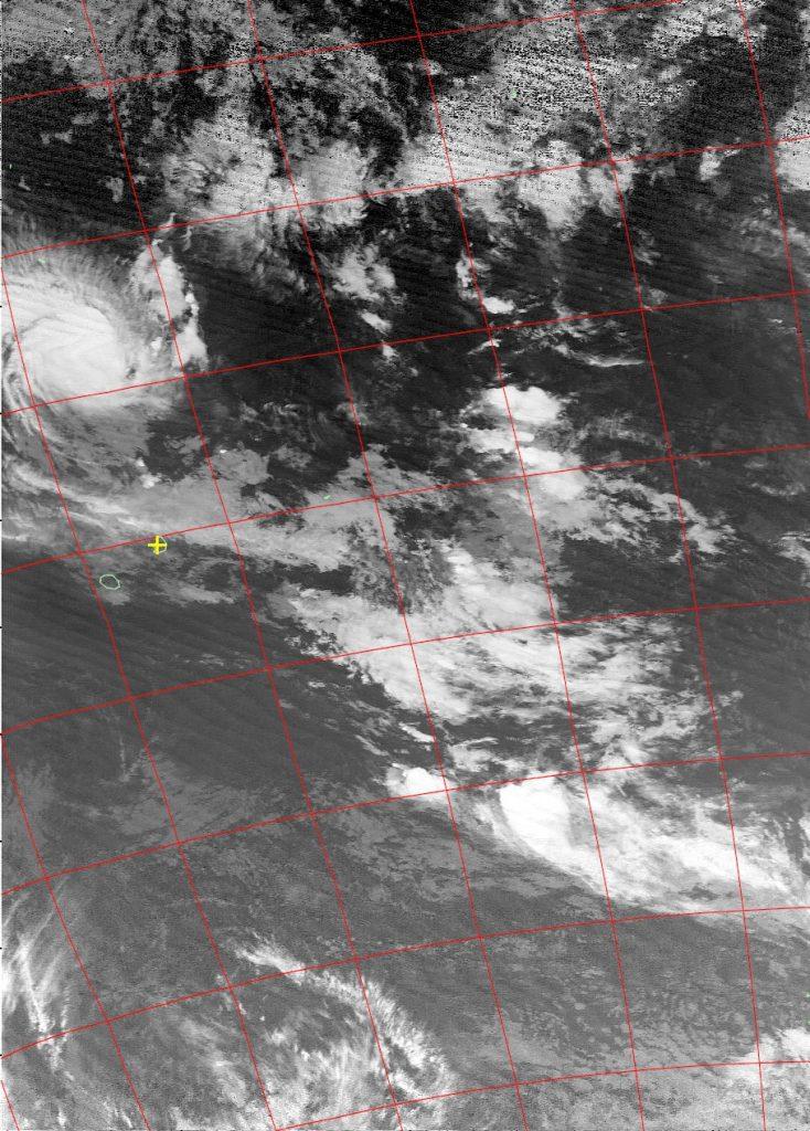 Tropical cyclone Fantala, Noaa 15 IR 22 Apr 2016 05:04
