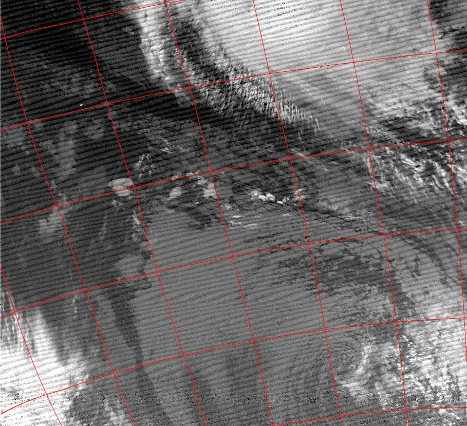 Moderate tropical storm Annabelle, Noaa 18 IR 23 Nov 2015 04:20