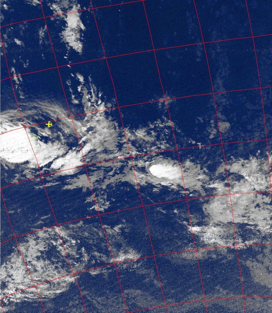 Moderate tropical storm Carlos, Noaa 19 IR 08 Feb 2017 02:17