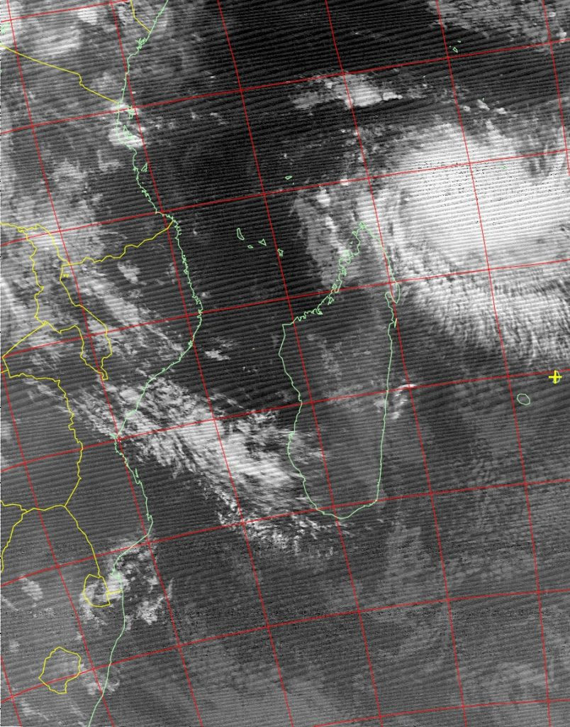 Intense tropical cyclone Fantala, Noaa 19 IR 17 Apr 2016 03:21