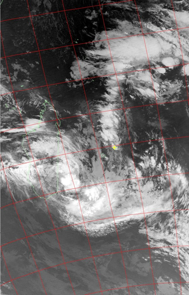 Ex-Ava, Noaa 19 IR 08 Jan 2018 03:44