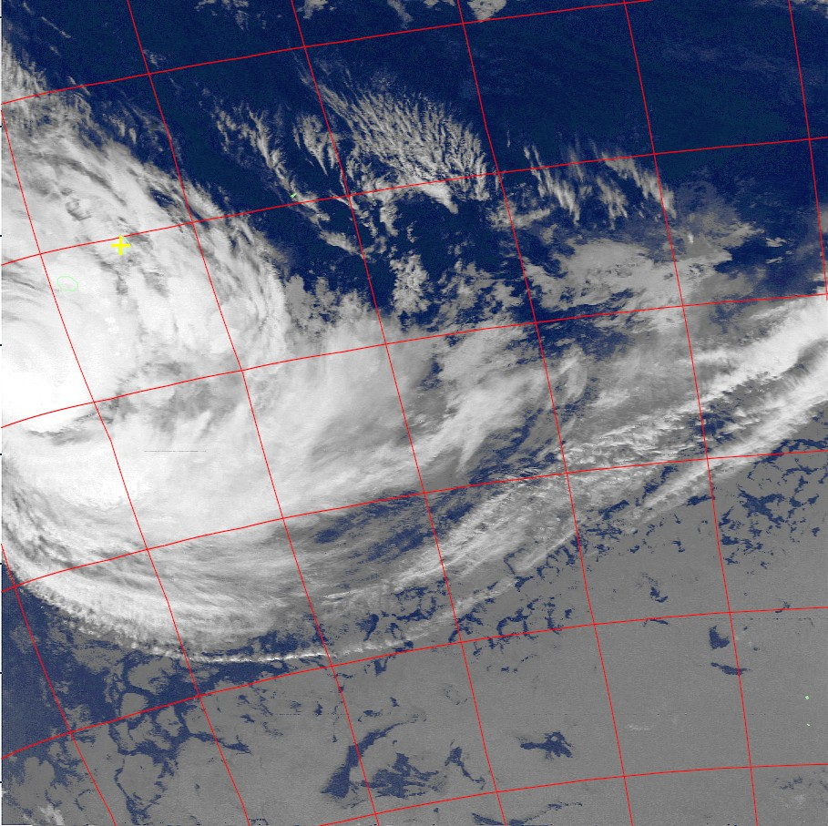 Tropical Cyclone Dumazile, Noaa 15 IR 06 Mar 2018 05:44