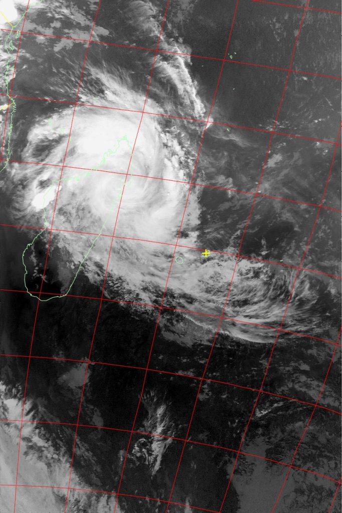 Severe Tropical Storm Eliakim, Noaa 15 IR 16 Mar 2018 18:59