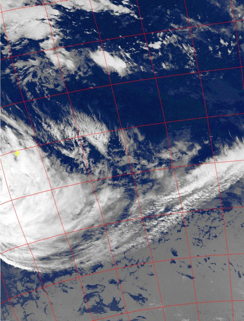 Tropical Cyclone Dumazile, Noaa 19 IR 06 Mar 2018 02:51