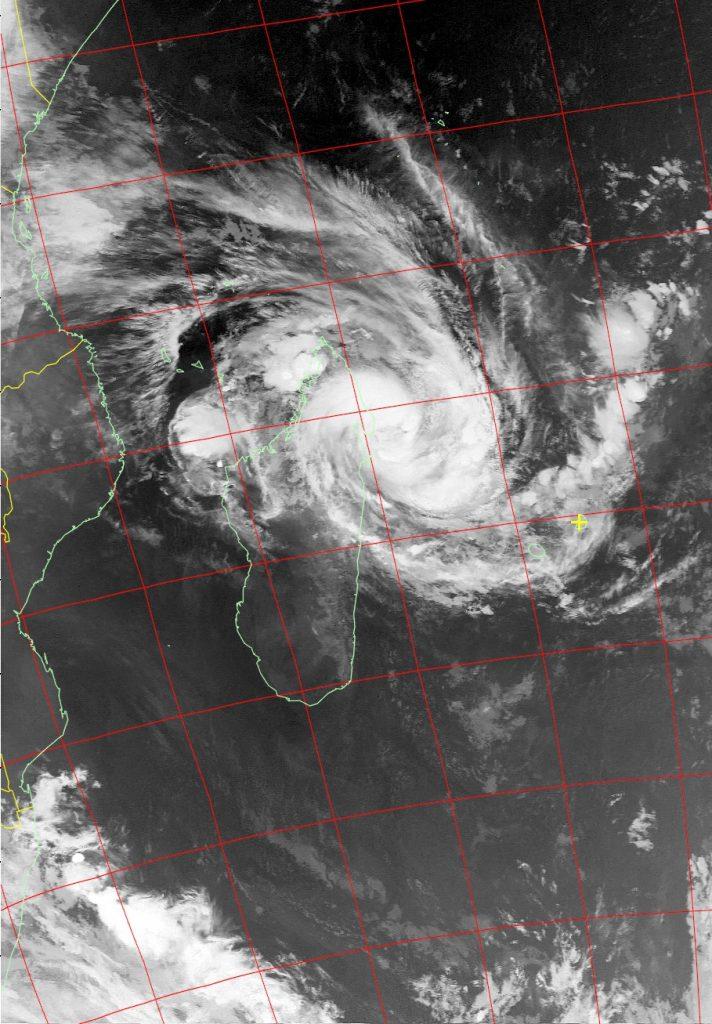 Severe Tropical Storm Eliakim, Noaa 19 IR 16 Mar 2018 04:17